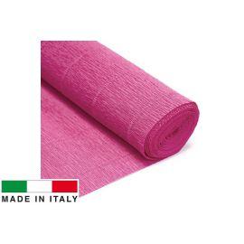 550 Cartotecnica Rossi crepe paper 2.50 x 0.50 m.