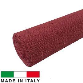 583 Cartotecnica Rossi krepinis popierius 2.50 x 0.50 m., 180 g.