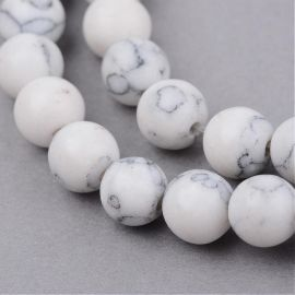 Houlito beads 8 mm., 1 strand