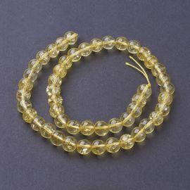 Lemon imitation 8 mm., 1 strand