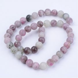 Natural stone beads 6-7 mm., 1 strand