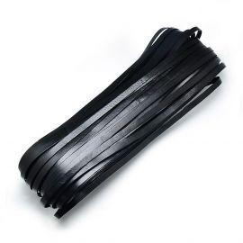 Genuine leather strap 3x2 mm, 1 m.