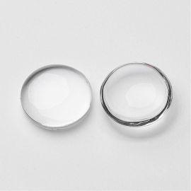 Stikliniai kabošonas 18 mm., 1 vnt.