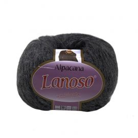 Alpacana Lanos yarn, gray, 12.60 Eur for 5 rolls