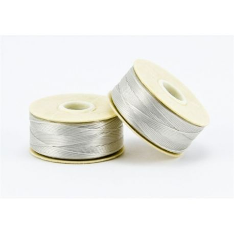 Beadalon Thread, Silver, 1 pcs.